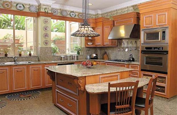 cubiertas de mrmol y granito para tu cocina